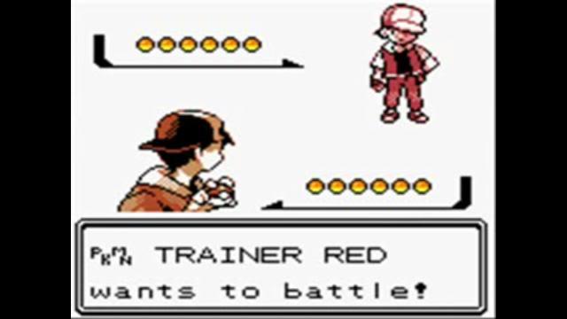 Pokemon-Silver-vs-Red